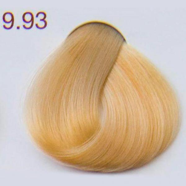 próbka koloru bardzo jasny miodowy blond