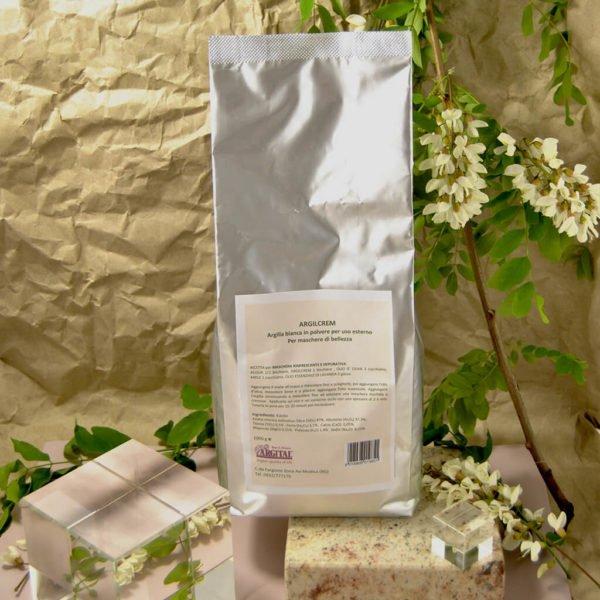 kaolin biała glinka kosmetyczna