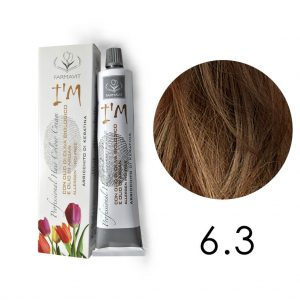 farba do włosów ciemny złoty blond 6.3