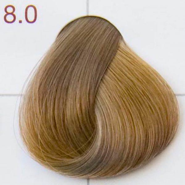 próbnik koloru jasny blond 8.0