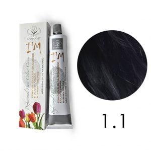 ciemny granat 1.1 farba do włosów