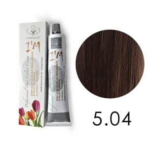 kolor łupina kasztana farba do włosów