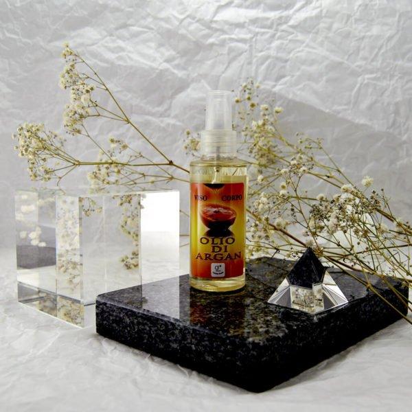 olej arganowy na włosy i twarz