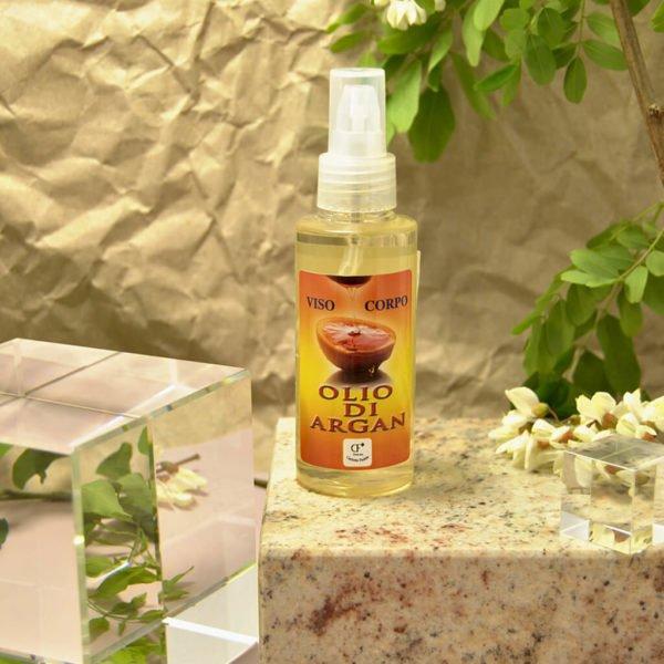 marokański olejek arganowy