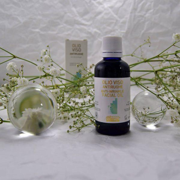 olej arganowy przeciw zmarszczkom na twarzy