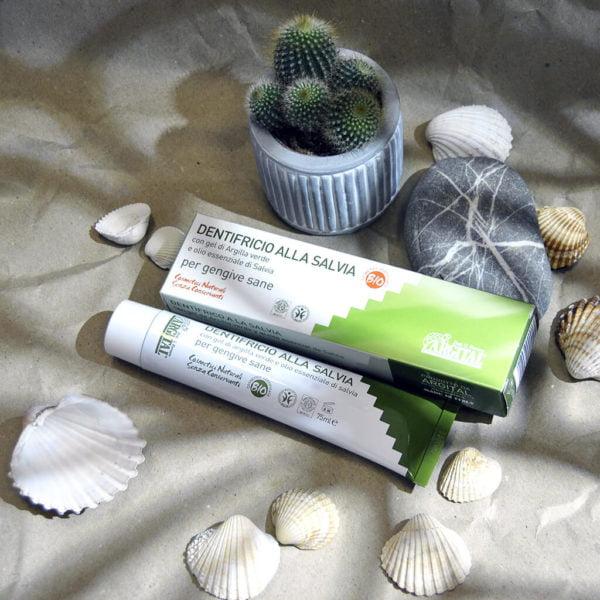 szałwiowa pasta do zębów