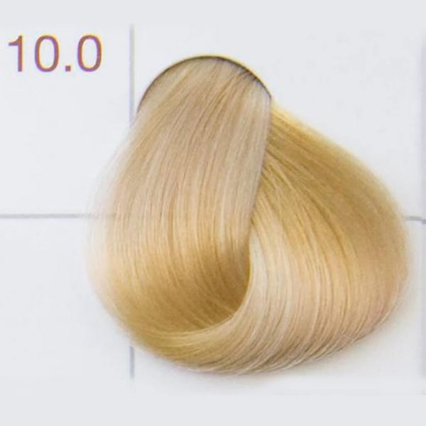 farba 10.0 platynowy blond próbka
