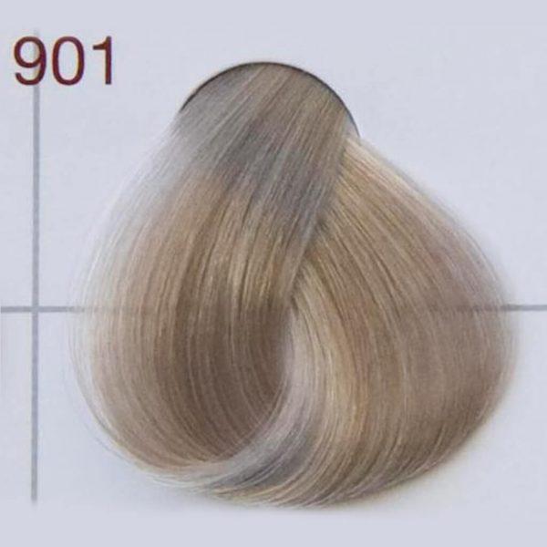 próbka koloru rozjaśniacz eliminujący żółty kolor włosów