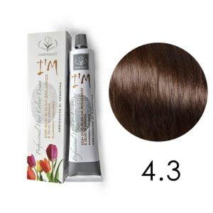 złoty kasztan 4.3 farba do włosów