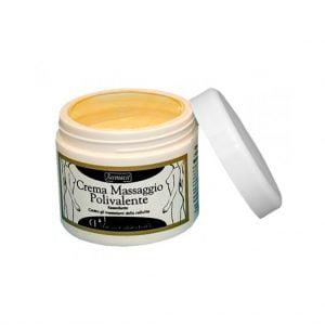 Antycellulitowy krem do masażu ciała z olejku chmielu