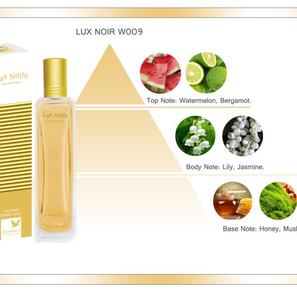 woda perfumowana dla kobiet o zapachu piżma i miodu