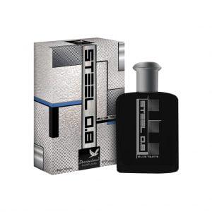 cytrynowo-morski zapach dla mężczyzn steel 08