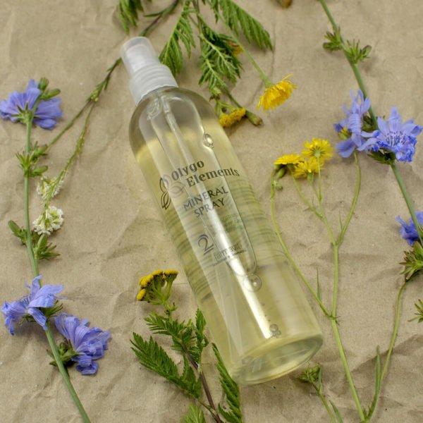 odżywka olygo elements spray do włosów