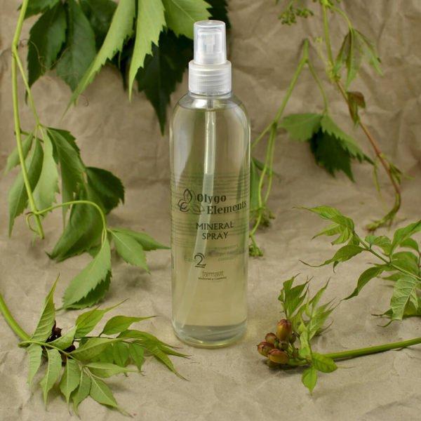 spray olygo elements odżywka do włosów
