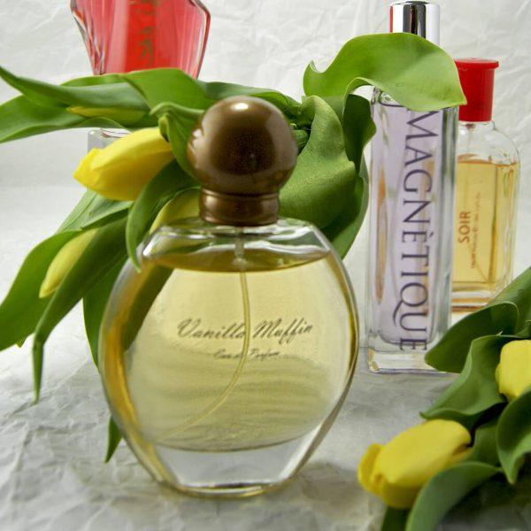 waniliowe słodkie perfumy dla kobiet