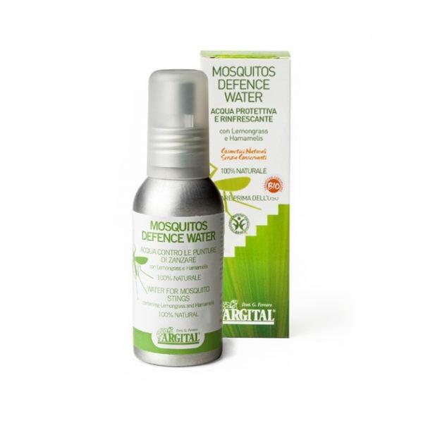 w pełni naturalny spray na komary i kleszcze