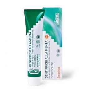 pasta odświeżająca do zębów przeciw próchnicy