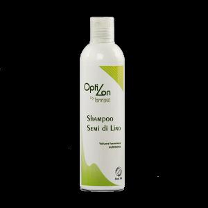 szampon z siemieniem lnianym do włosów farbowanych