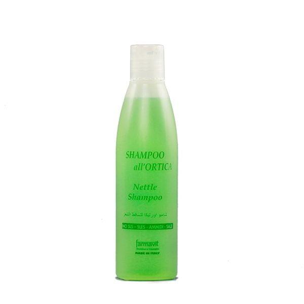szampon z pokrzywy na wypadające włosy