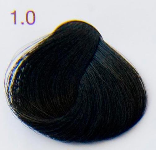 krem do farbowania włosów czarny