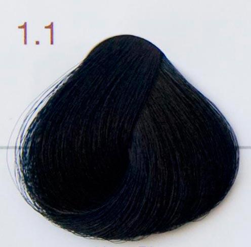krem do farbowania włosów czarny granat