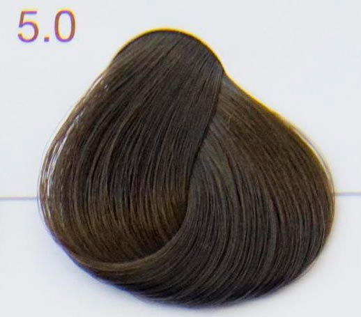 krem do farbowania włosów jasny kasztan