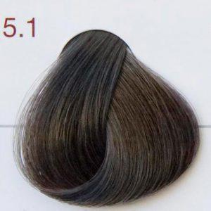 krem do farbowania włosów jasnopopielaty kasztan