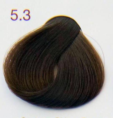 krem do farbowania włosów jasny złoty kasztan