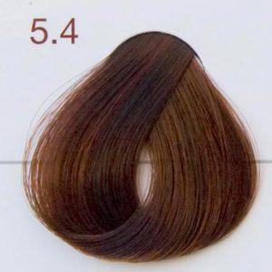 krem do farbowania włosów jasny miedziany kasztan