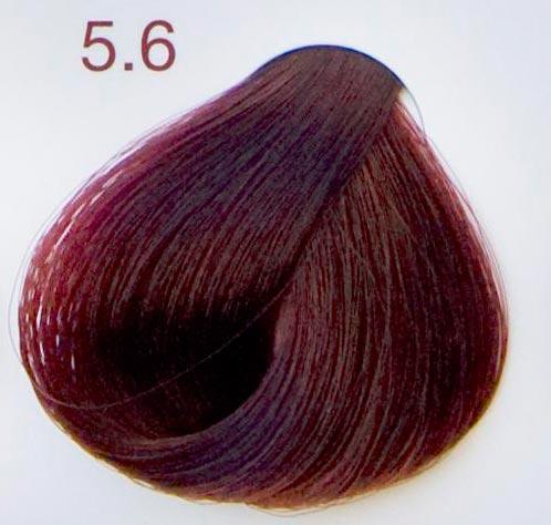 krem do farbowania włosów jasny mahoniowy kasztan