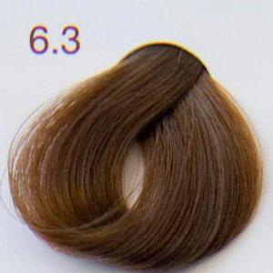 krem do farbowania włosów ciemny złoty blond