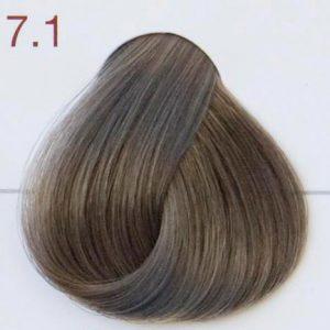 krem do farbowania włosów popielaty blond
