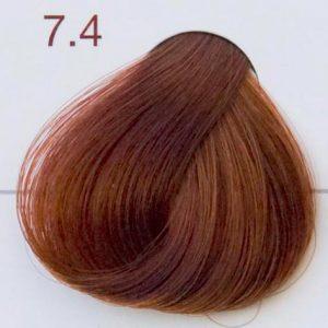 krem do farbowania włosów miedziany blond