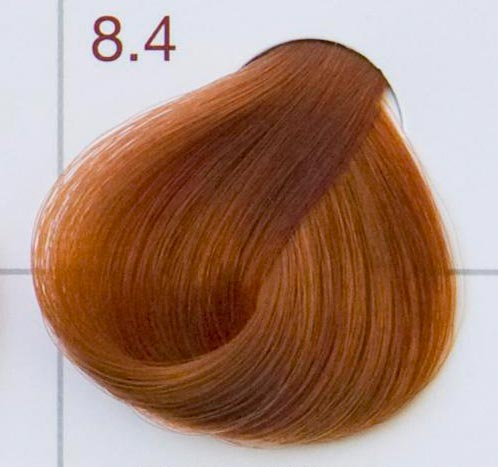 krem do farbowania włosów jasny miedziany blond