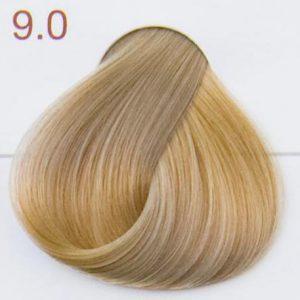 Krem do koloryzacji włosów jasny blond