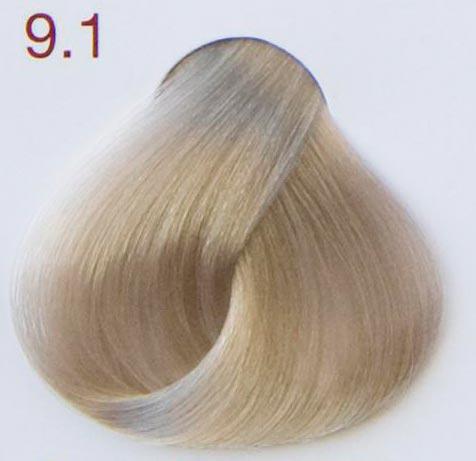 krem do farbowania włosów jasny popielaty blond