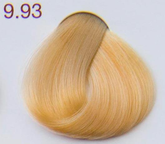 krem do koloryzacji włosów bardzo jasny miodowy blond