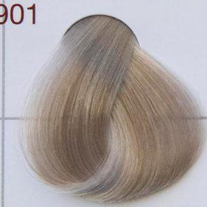 popielaty rozjaśniacz do włosów pozbywający się żółtego odcienia