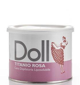 wosk do depilacji ciała tytan różowy