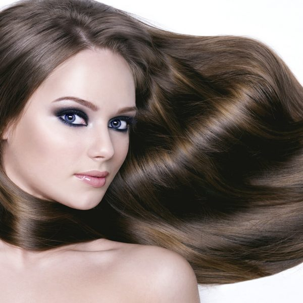 włosy ciemny blond efekt koloryzacji