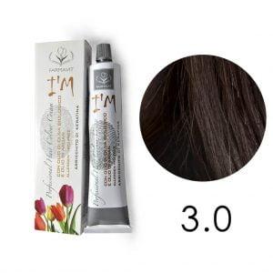 farba do włosów 3.0 ciemny kasztan