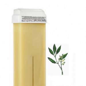 wosk do depilacji w rolce - olejek litsei