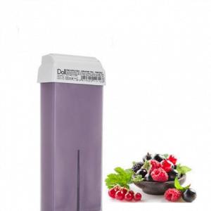 wosk do depilacji w rolce o zapachu owoców leśnych