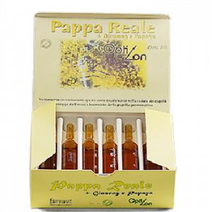 odżywka z pyłkiem pszczelim, papają i żeńszeniem na włosy