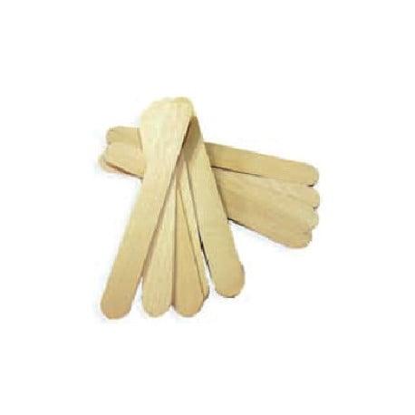 drewniane szpatułki do depilacji 100 szt