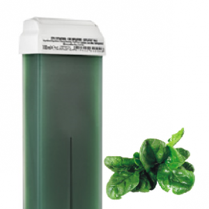 wosk do depilacji w rolce z chlorofilem