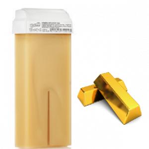 wosk do depilacji w rolce - gold