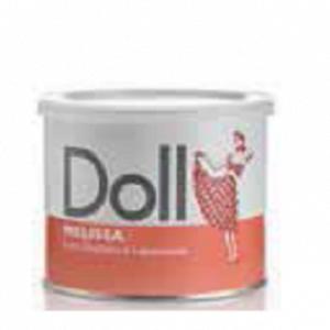 wosk do depilacji o zapachu melisy