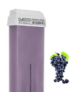 wosk do depilacji w rolce o zapachu winogronowym