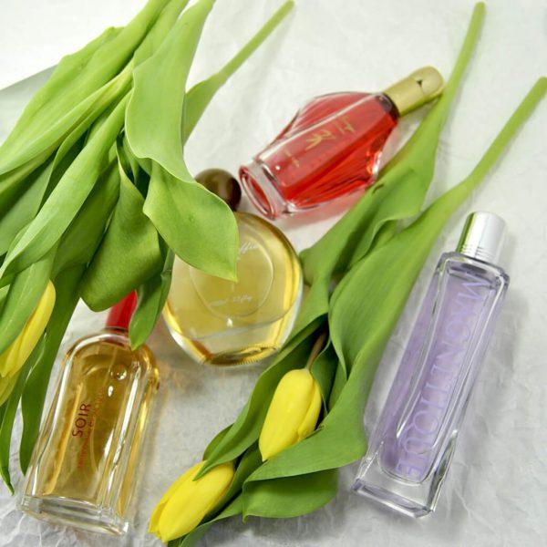 owocowo-kwiatowy zapach dla kobiet
